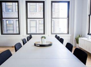 board room table in Houston Texas